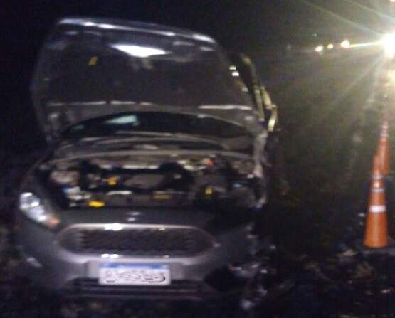 Fue primicia de DIARIO JUNIN: Accidente vial en ruta 65