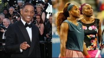 La película que unirá a Will Smith y las hermanas Williams